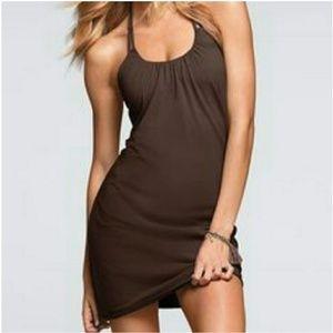 Victoria's Secret Brown Bra Top Mini Dress!